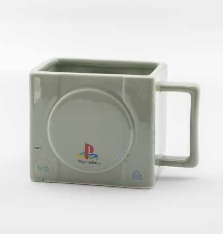 Hrnek PlayStation - 3D Console