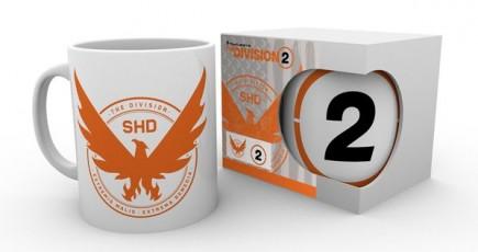 Hrnek The Division 2 - SHD