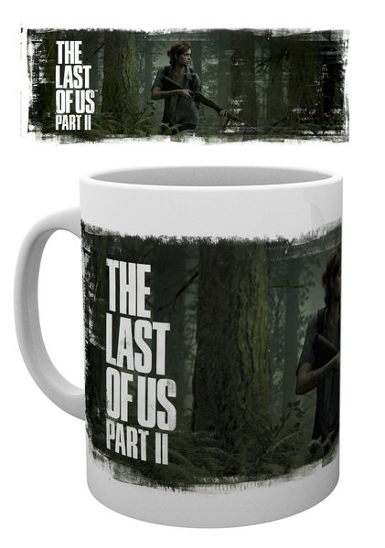 Hrnek The Last of Us Part II - Key Art