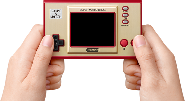 Konzole Nintendo Game & Watch: Super Mario Bros.