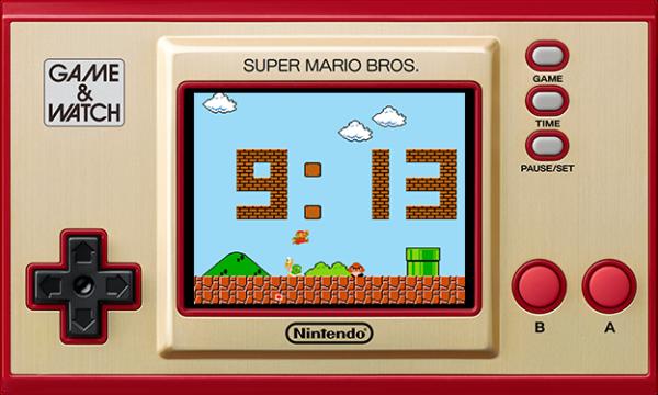 Konzole Game & Watch: Super Mario Bros.