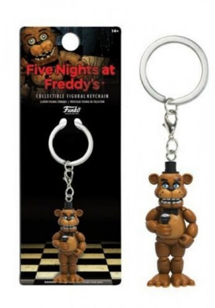 Klíčenka Five Nights at Freddys - Freddy (Funko)