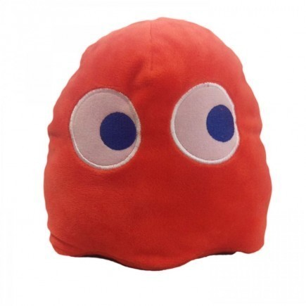 Plyšák Pac-Man - Red Ghost