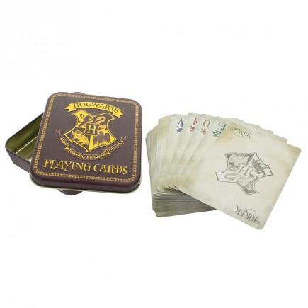 Hrací karty Harry Potter - Bradavice