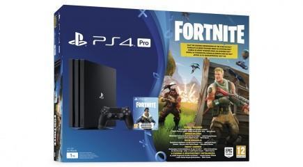 Konzole PlayStation 4 Pro 1TB + Fortnite