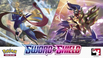 Karetní hra Pokémon TCG: Sword and Shield - A4 Album (252 karet)