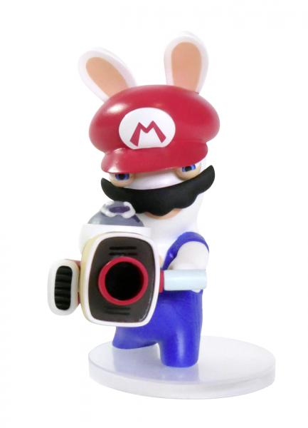 Figurka Mario + Rabbids Kingdom Battle - Rabbid Mario (8 cm)