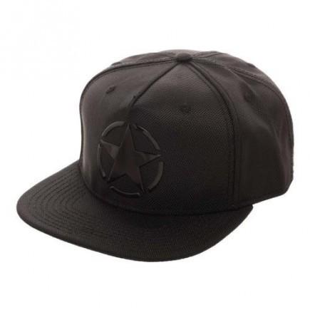 Kšiltovka Call of Duty: WWII - Star Cap (černá)