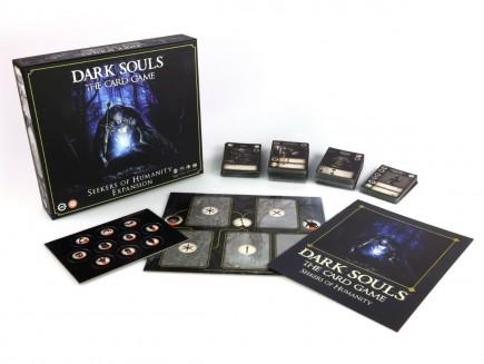 Karetní hra Dark Souls - Seekers Of Humanity (rozšíření)