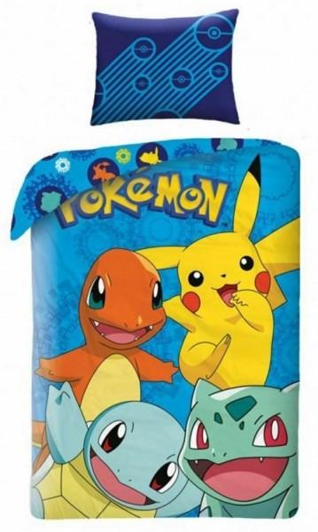 Povlečení Pokémon - Starters