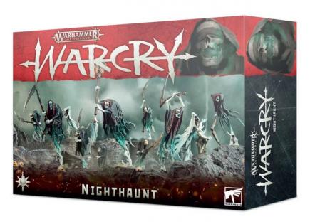 W-AOS: Warcry - Nighthaunt (13 figurek)