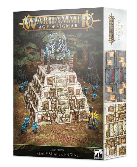 W-AOS: Seraphon - Realmshaper Engine (1 figurka)