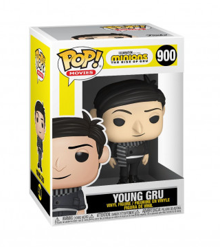 Figurka Minions 2 - Young Gru (Funko POP! Movies 900)