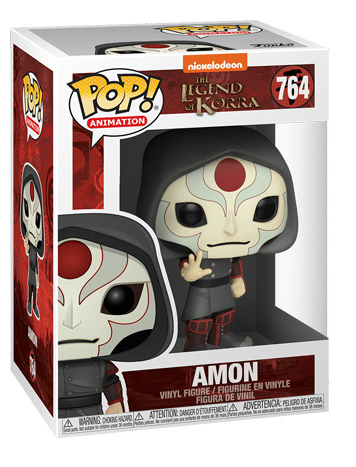 Figurka Legend of Korra - Amon (Funko POP! Animation 764)