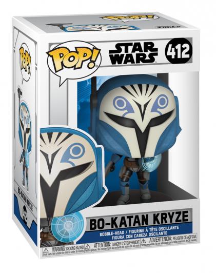Figurka Star Wars: Clone Wars - Bo-Katan (Funko POP! Star Wars 412)