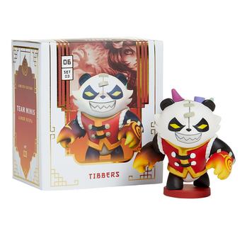 Figurka League of Legends - Panda Tibbers