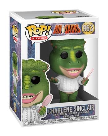 Figurka Dinosaurs - Charlene Sinclair (Funko POP! Television 963)
