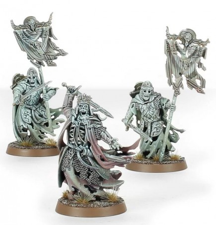 Desková hra The Lord of The Rings - King of the Dead and Heralds (figurky)