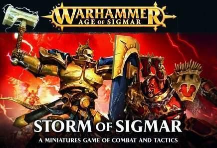 Warhammer: Storm of Sigmar (Starter Set)