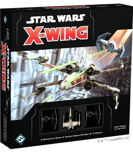 Desková hra Star Wars X-Wing: Miniatures Core Set 2nd Edition