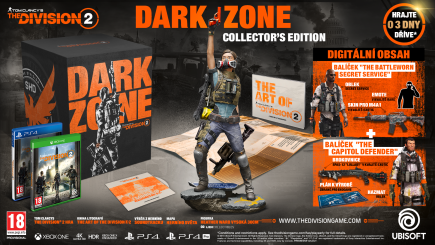 The Division 2: Dark Zone Edition (PS4)