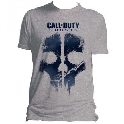 Tričko Call of Duty: Ghosts - Skull Art (velikost XL)