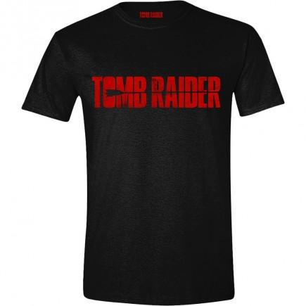 Tričko Tomb Raider - Logo (velikost L)