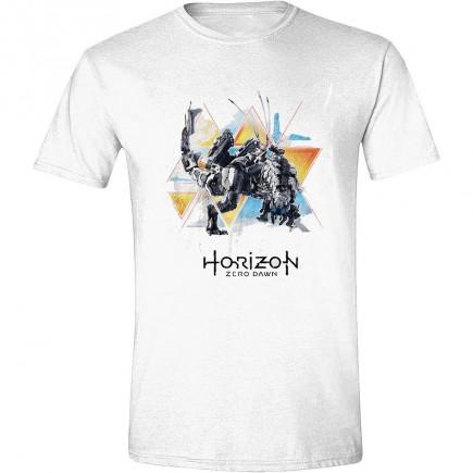 Tričko Horizon: Zero Dawn - Enemy Stance (velikost XL)