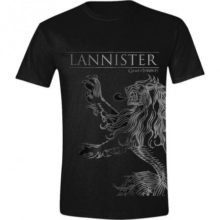 Tričko Game of Thrones - Lannister House Sigil (velikost L)