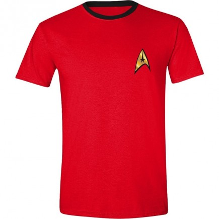 Tričko Star Trek - Scotty Uniform (velikost L)