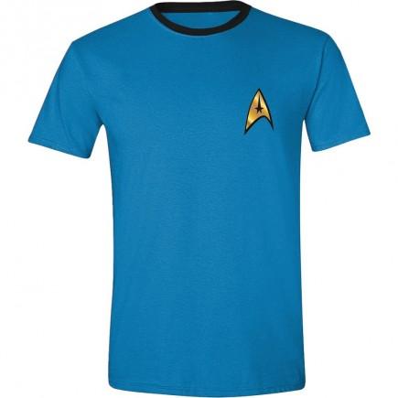 Tričko Star Trek - Spock Uniform (velikost S)