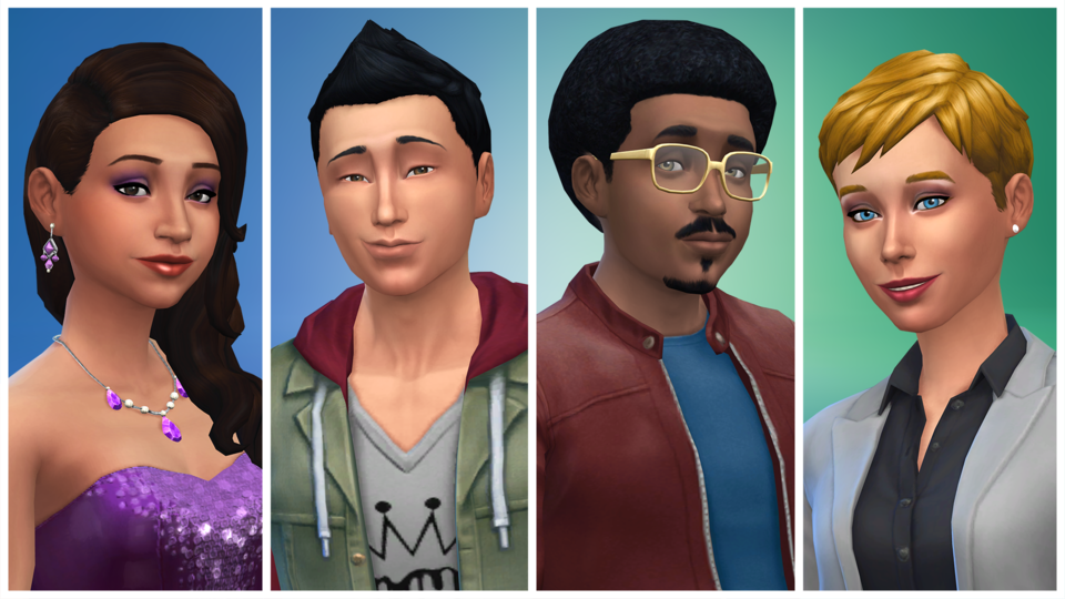 The Sims 4 + rozšíření Cesta ke slávě
