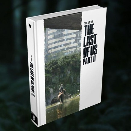 Kniha The Art of The Last of Us Part II