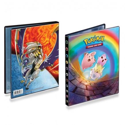Karetní hra Pokémon TCG: Cosmic Eclipse - A5 Album (80 karet)