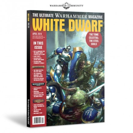The Ultimate Warhammer magazine