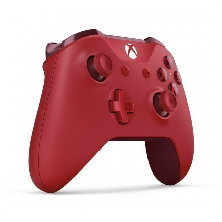 Xbox One ovladač - Červený