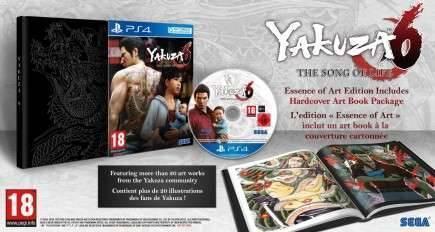 Yakuza 6: The Song of Life - Essence of Art Edition