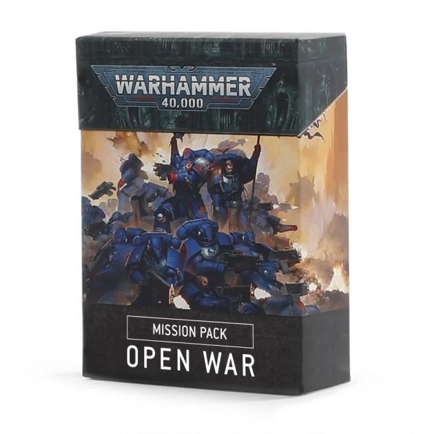 W40k: Open War - Mission pack