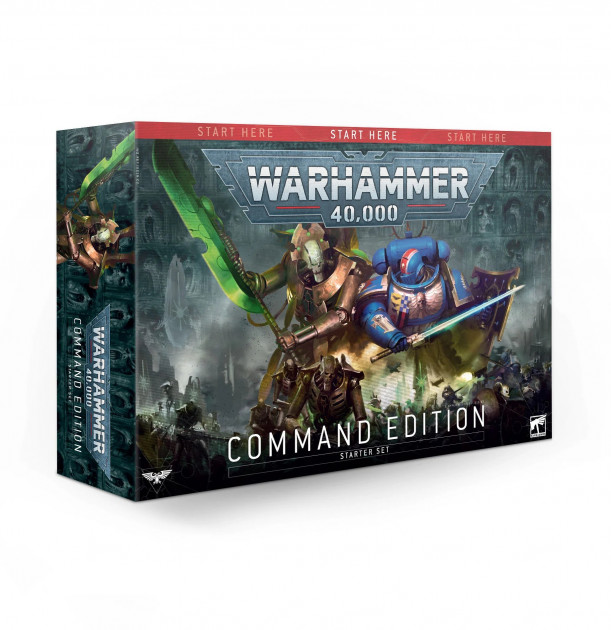 W40k: Command Edition Starter Set
