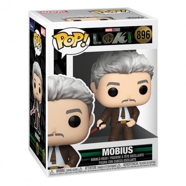 Figurka Marvel: Loki - Mobius (Funko POP! Marvel 896)
