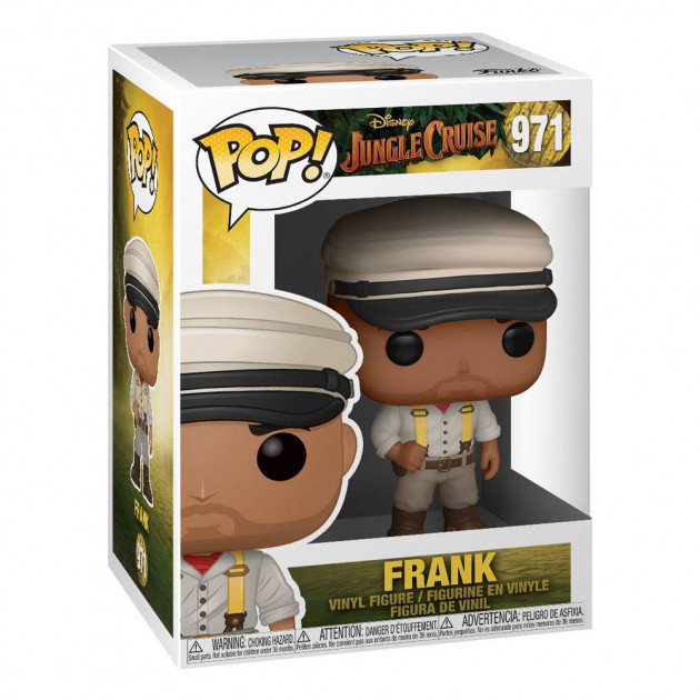 Figurka Disney - Jungle Cruise Frank (Funko POP! Disney 971)
