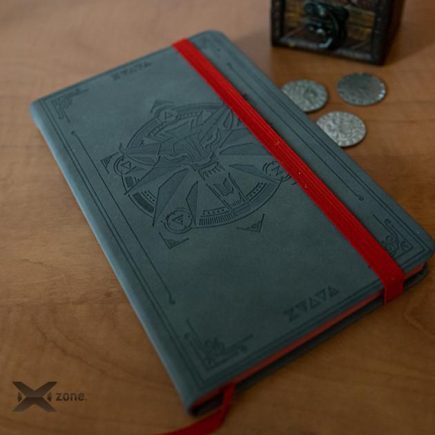zápisník witcher