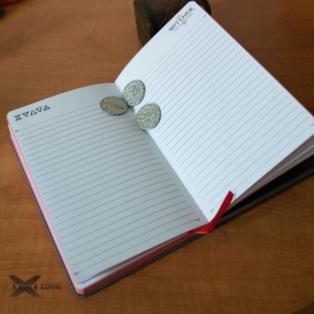 zaklínačský zápisník