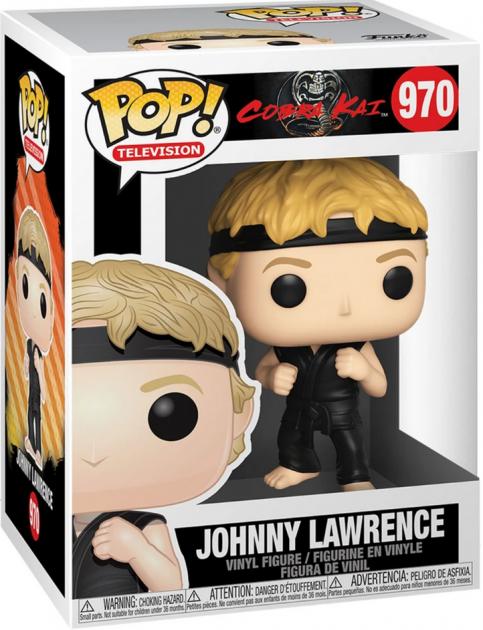Figurka Cobra Kai - Johnny Lawrence (Funko POP! Television 970)
