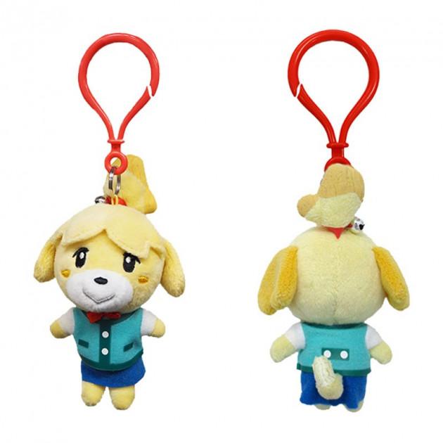 Klíčenka Animal Crossing - Isabelle  (plyšová)