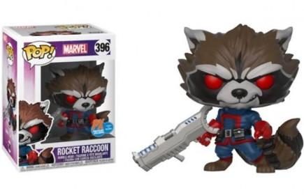 Figurka Guardians of the Galaxy - Rocket Raccoon Classic (Funko POP! Marvel 396)