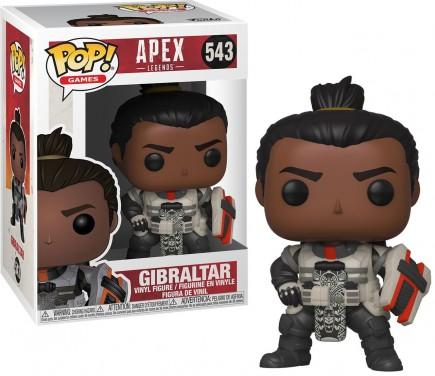 Figurka Apex Legends - Gibraltar (Funko POP! Games 543)