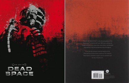 Kniha The Art of Dead Space