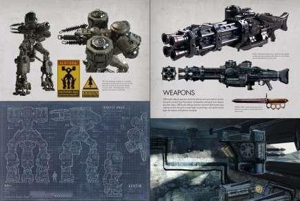Kniha The Art of Wolfenstein: The New Order