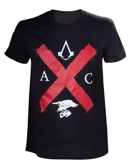 Tričko Assassins Creed: Syndicate - The Rooks (velikost XXL)
